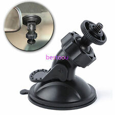 Windshield Car Suction Cup Holder Mount Stand Tripod Monopod for Gopro Camera CH