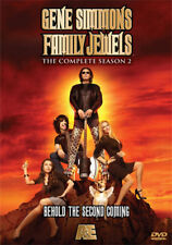 Gene Simmons Family Jewels: The Complete Season 2 (DVD,2007)