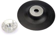 Genuine DRAPER 115mm Grinding Disc Backing Pad | 58609