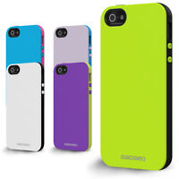 Silicone TPU Flexible Case Cover for Apple iPhone 5  5S + FREE Screen Protector