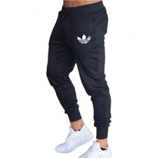 Adidas Pants Men's Activewear Joggers Sportswear Fitness Gym Active Trousers