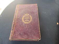 LES DUCS DE BOURGOGNE 1860 6e édition  VALENTIN LYCEE IMPERIAL DU MANS