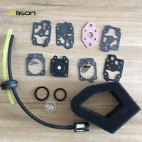 Carburetor Repair Rebuild Kit For Husqvarna 324RX 224L 324 HDA 55X # 531008681