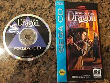 [Sega CD] Rise of the Dragon (DISC+INSTRUCTIONS) - *USED*