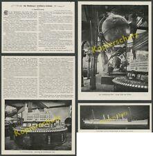 Exposición mundial 1900 parís navegación pabellón thielen Hapag hamburgo ndl Bremen