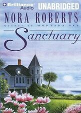 Nora ROBERTS / SANCTUARY       [ Audiobook ]