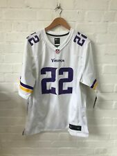 Minnesota Vikings Nike NFL Men's Road Game Jersey - L -Smith 22 - New