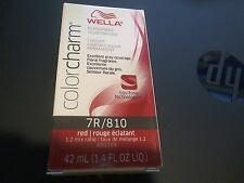 WELLA COLOR CHARM 7R/810 RED
