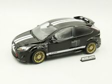 1:18 MINICHAMPS FORD FOCUS RS 2010 LE MANS CLASSIC EDITION BLACK 1966 FORD MKI I