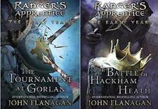 Ranger's Apprentice EARLY YEARS Series Collection Set 1-2 by John A FlanaganNew