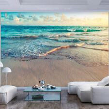 Fotomurale Carta da Parati in TNT / Pelicola adesiva Mare Spiaggia c-B-0358-a-a