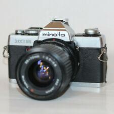 MINOLTA XG 2 + Tokina 35-70mm f3.5 [NEAR MINT]