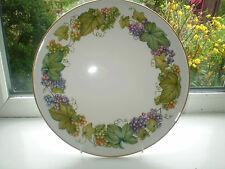 Royal Worcester Vine Harvest Cake Platter 28 cm Bone China 1st Quality