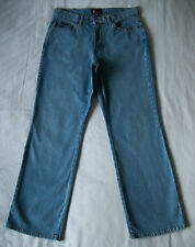 WMNS 8P SOFT LIGHT BLUE JEANS CLASSIC RELAXED STRAIGHT LEG by NY & CO.