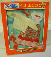 #2457 NRFB Japan Takara Barbie Dress Collection Fashion Foreign Issued