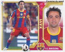 N°11 XAVI FC.BARCELONA STICKER PANINI CROMO LIGA 2012