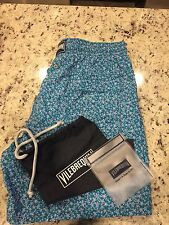 New Without Tags Auth Vilebrequin Moorea Sea Turtle Swim Trunks Men's XL