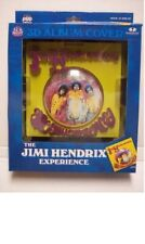 Jimi Hendrix 3D Album Cover Are You Experienced