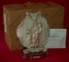 G.Armani Mother'S Day Plaque In Original Armani Box #899C