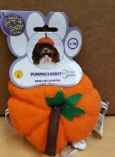 New With Tags Rubies Pet Pumpkin Beret  Dogie Costume Size S/M
