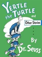 Classic Seuss: Yertle the Turtle and Other Stories by Dr. Seuss (1958, Hardcove…