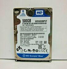 "DISCO DURO SATA 2.5"" WD SCORPIO BLUE WD5000BPVT 500GB DCM: HB0TJHN"