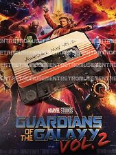 AWESOME MIX VOL 2 Guardians of the Galaxy Replica Cassette Tape soundtrack