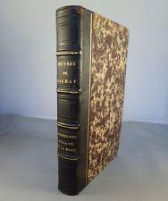 BICHAT / RECHERCHES PHYSIOLOGIQUES SUR LA VIE ET LA MORT / (vers 1850) FORTIN