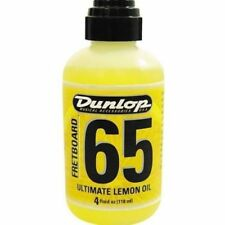 Dunlop Fretboard 65 Ultimate Lemon Oil for Guitars - 118ml (6554)