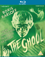 The Ghoul Blu-Ray (2015) Boris Karloff, Hunter (DIR) cert PG ***NEW***