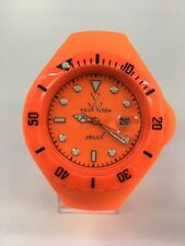 TOY WATCH JTB030R Neon Orange Original Unisex Sport Watch