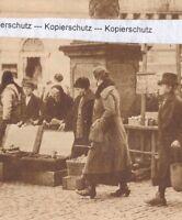 Freiburg im Breisgau - Münsterplatz - Markt - Berenverkauf - um 1925   P 1-8