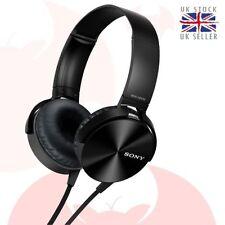 Écouteurs noir Sony microphone