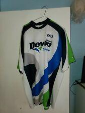 Euc Louis Garneau Devo Mens Cycling Pullover Shirt 3Xl Blue Green Grey Enjoy!