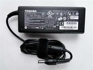 GENUINE TOSHIBA 75W 19V 3.95A PA3715E-1AC3 N17908 V85 LAPTOP CHARGER ADAPTER UK