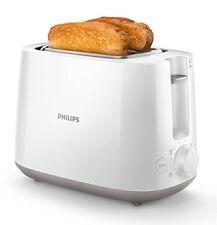 Philips Hd2581/00 - tostadora (830 W 2 ranuras 8 niveles de tostado bandeja