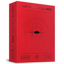 BTS MAP OF THE SOUL ON:E DVD 3 DISC+Foto Buch+7 Hologram Ticker+Karte SEALED
