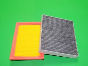 Aktivkohle Pollenfilter / Innenraumfilter + Luftfilter Chevrolet Aveo 2