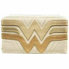 Wonder Woman DC Comics Women/'s Girl/'s Kiss Clip Flip Lock Wallet Purse OFFICIAL