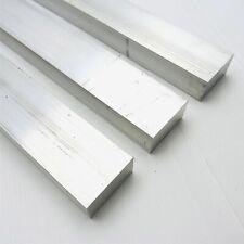 """New listing 1.25"""" x 2"""" Aluminum 6061 Flat Bar 18.125"""" Long new mill stock Qty 3 sku M310"""