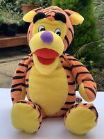 """Tigger Soft Toy Plush Cuddly Disney Teddy Stuffed Toy from Winnie the Pooh 15"""""""