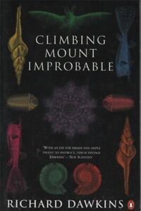 RICHARD DAWKINS - CLIMBING MOUNT IMPROBABLE - EXCELLENT PB FAST FREE POST