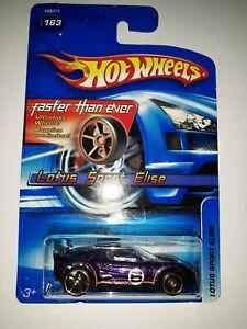 Hot Wheels Lotus Sport Elise. Faster Than Ever Series. 2005 Mattel. (P-38)