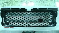 MIT GLOSS BLACK FRONT GRILLE FOR RANGE ROVER L320 SPORT MODEL 2006-2009