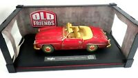 Maisto 1967 mercedes benz 280se 1:18 Highly Detailed Diecast Model with box rare