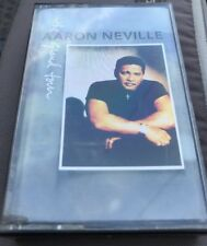 The Grand Tour by Aaron Neville (Cassette, Apr-1993, A&M USA) W/ Insert