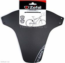 Zefal Deflector Light MTB Bike Front or Rear Mudguard Fender Mud Guard - Black