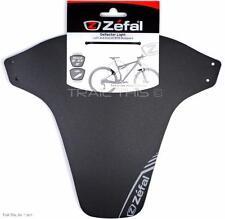 Zefal Deflector Light MTB Bike Front or Rear Mudguard Fender Mud Guard - Black