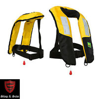 1PC Adult Automatic Manual Inflatable Life Jacket 150N Sailing Boating 2020 New