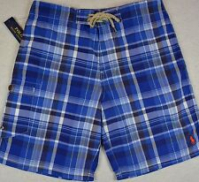 Polo Ralph Lauren Swim Trunks Swimming Surfing Board Short Size 40 NWT